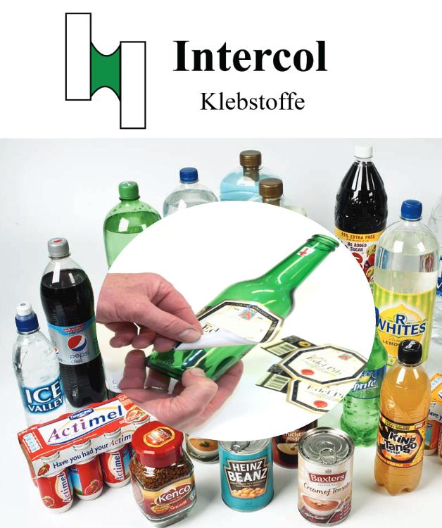 Etikettier-Klebstoffe (Hotmelt)